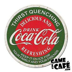 Porta-Copo Coca-Cola C13