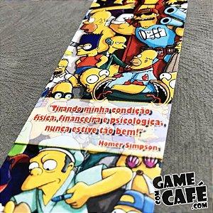Marca Páginas dos Simpsons