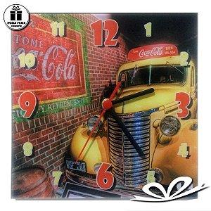 Relógio Coca-Cola Vintage