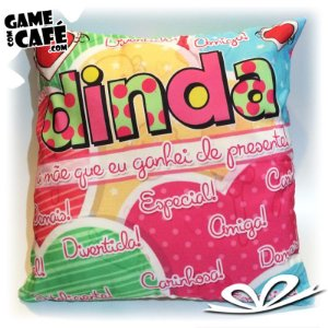 Almofada da Dinda