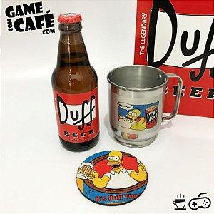 Cerveja Duff Beer + Caneca de Chopp