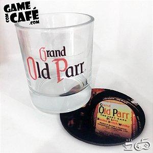 Copo de Whisky Grand Old Parr
