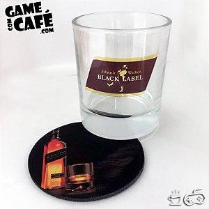 Copo de Whisky Black Label