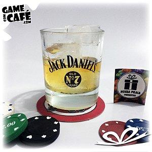 Copo de Whisky Jack Daniels N7