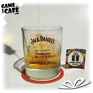 Copo de Whisky Jack Daniels Honey