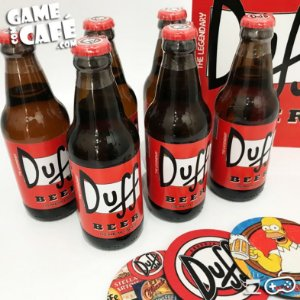 6 Cervejas Duff Beer 300ml