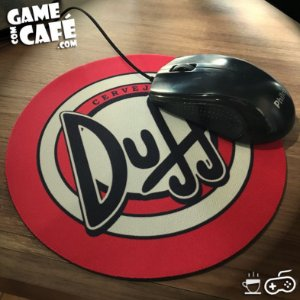 Mouse Pad B01 Duff Beer