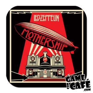 Porta-Copo B12 Led Zeppelin