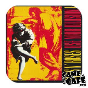 Porta-Copo B17 Guns N Roses