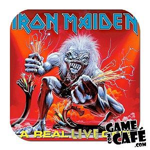 Porta-Copo B33 Iron Maiden