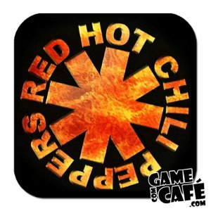 Porta-Copo Red Hot Chili Peppers