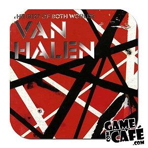 Porta-Copo B62 Van Halen