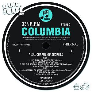 Porta-Copo B76 Pink Floyd Columbia Disc