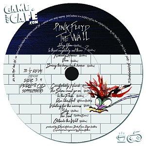 Porta-Copo B81 Pink Floyd Disc