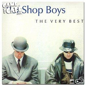 Porta-Copo Pet Shop Boys