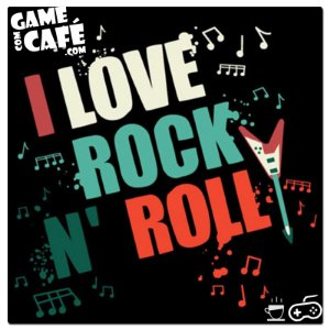 Porta-Copo B108 I Love Rock N Roll