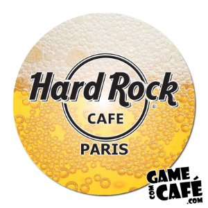 Porta-Copo H06 Hard Rock Café Paris