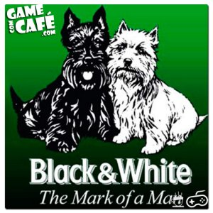 Porta-Copo H39 Black e White