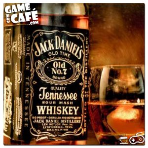 Porta-Copo H66 Jack Daniels