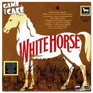 Porta-Copo H80 White Horse
