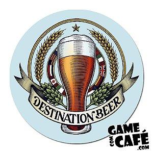 Porta-Copo G03 Destination Beer