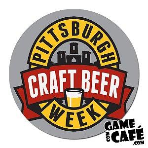 Porta-Copo G17 Pittsburgh Week
