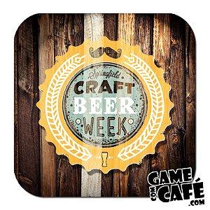 Porta-Copo G44 Craft Beer