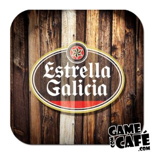 Porta-Copo G49 Estrella Galicia