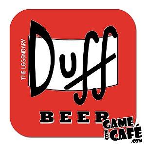 Porta-Copo G80 Duff Beer