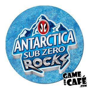 Porta-Copo G84 Antarctica Rocks