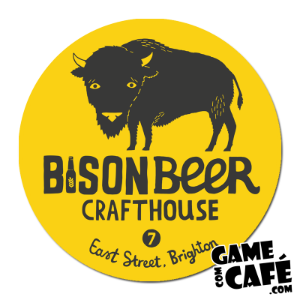 Porta-Copo G122 Bison Beer