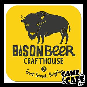 Porta-Copo G124 Bison Beer