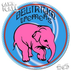 Porta-Copo G159 Delirium Tremens
