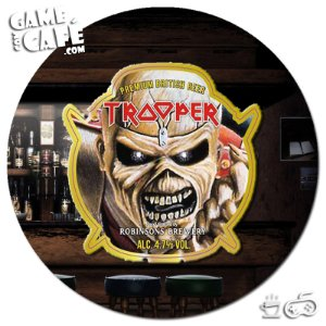 Porta-Copo G173 The Trooper Iron Maiden