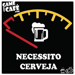 Porta-Copo G186 Necessito Cerveja