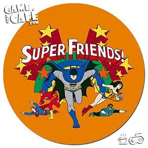 Porta-Copo A31 Super Amigos - Super Friends