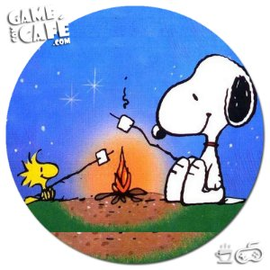 Porta-Copo A38 Snoopy