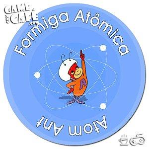 Porta-Copo A78 Formiga Atômica