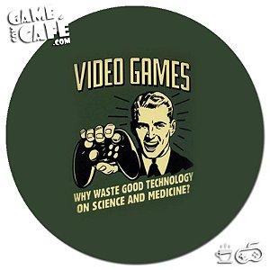 Porta-Copo A101 Videogames