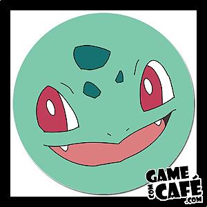 Porta-Copo K02 Pokemon Bulbasaur