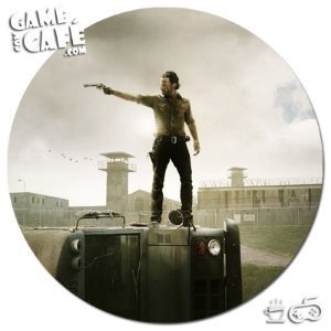 Porta-Copo W133 The Walking Dead