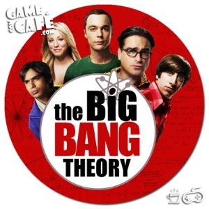 Porta-Copo W217 Big Bang Theory