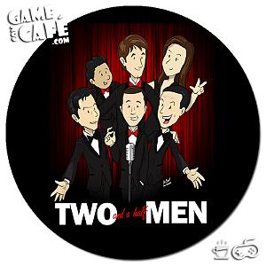 Porta-Copo W229 Two and a Half Men