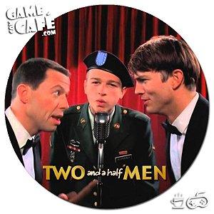 Porta-Copo W235 Two and a Half Men
