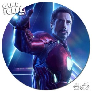 Porta-Copo W271 The Heroes - Homem de Ferro