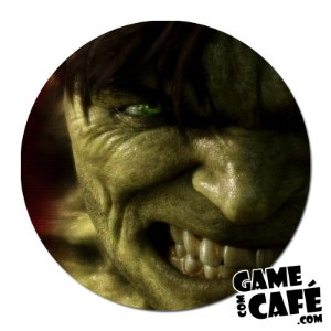 Porta-Copo D15 Hulk