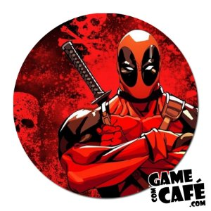 Porta-Copo D32 Deadpool