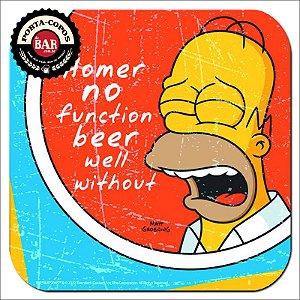 Porta-Copo Os Simpsons S02 Homer