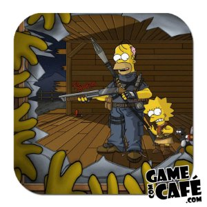 Porta-Copo Os Simpsons S38 The Walking Dead