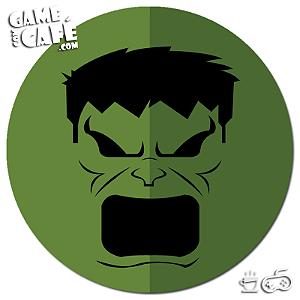 Porta-Copo D80 Hulk